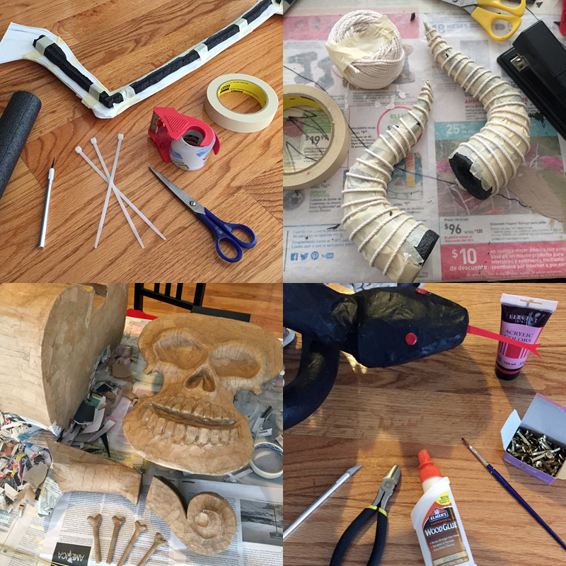 some of my favorite craft materials