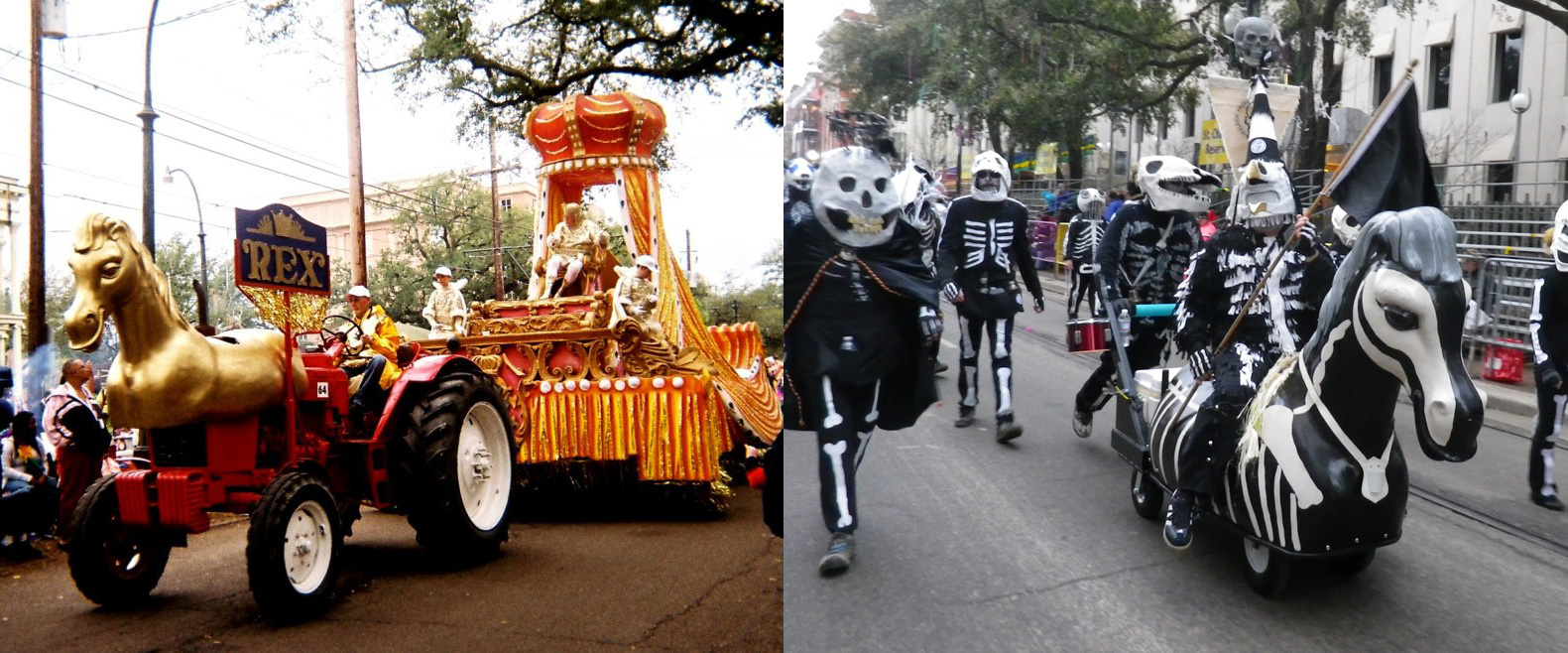 Skelly before and after